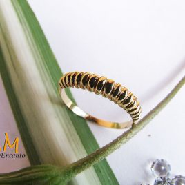 Anillo estilo casual trendy